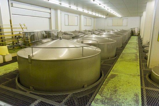 Kamoizumi Sake Brewery