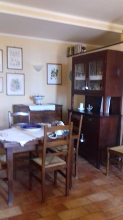 Montebuono, Italy: Interno