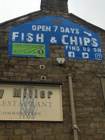 Plenty of fish chips mytholmroyd restaurant reviews for Plenty of fish contact number