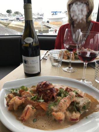 Le cargo arzon la capitainerie port crouesty restaurant avis num ro de t l phone photos - Port du crouesty restaurant ...
