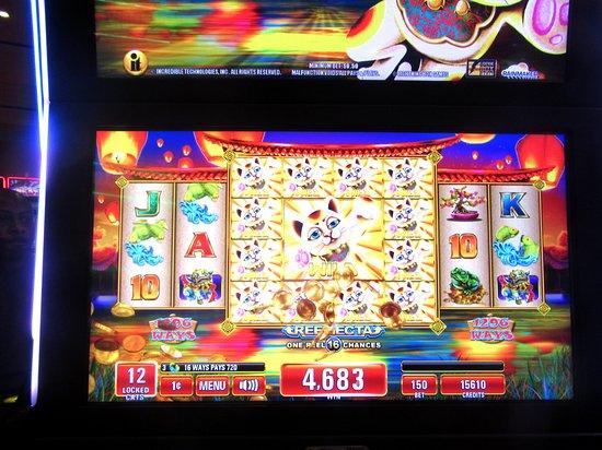 casino bonus point