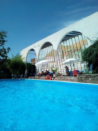 Laroles, España: Camping Alpujarras