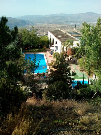 Laroles, Spanyol: Vue