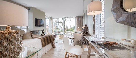 "Gilpin Hotel & Lake House: A Spa Lodge Suite ""Voreda"""
