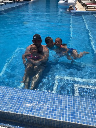 Las Terrazas Resort: This was an amazing vacation!  Las Terrazas was perfect for us.  We have a new member of our fam