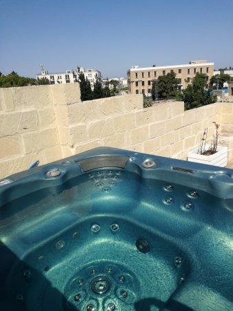 Sui Tetti Luxury Rooms: Una meraviglia!