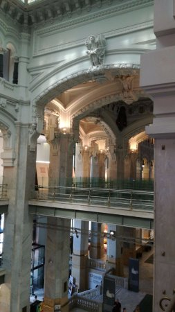 Community of Madrid, Spain: interior del edificio