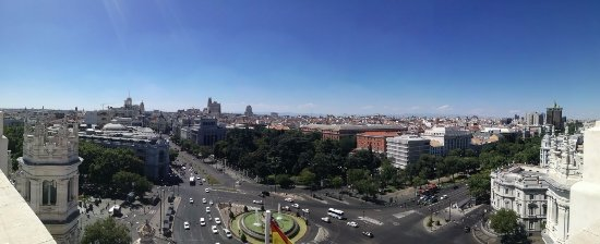 Community of Madrid, Spain: panorámica desde el mirador