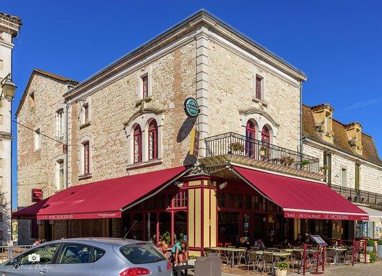 Villereal, Frankrijk: Le Moderne à Villeréal