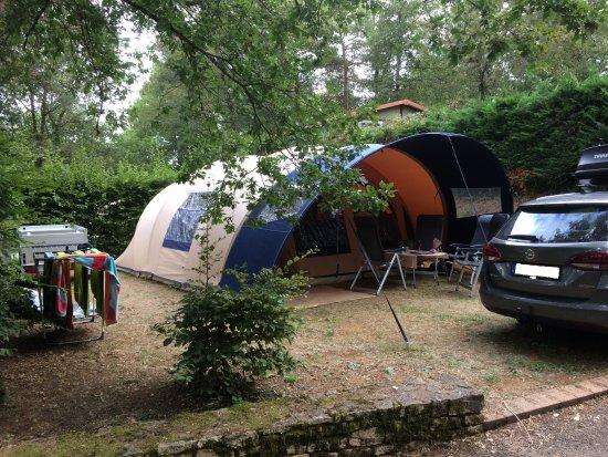 Saint-Genies, France: Campingplek R12