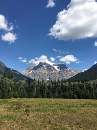 加拿大洛磯山脈照片