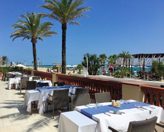 D o restaurant i cuina de la terra el vendrell for Terrace 33 menu
