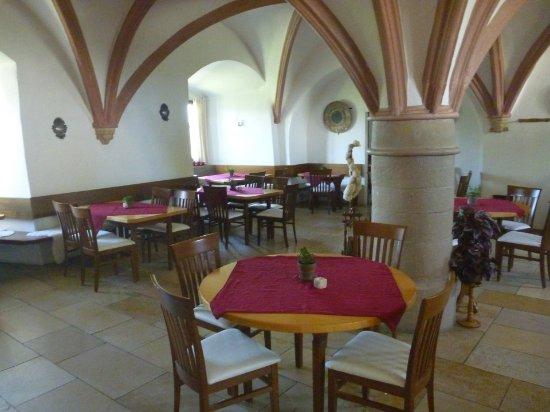 Eichstatt, Tyskland: Gastraum