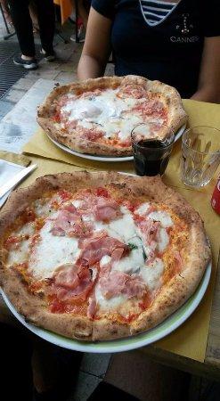 Al Primo Piano : pizzaaaaaaa