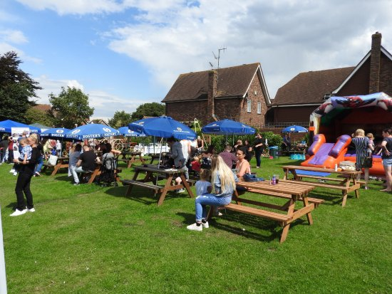 Northfleet, UK: Charity Day 2017