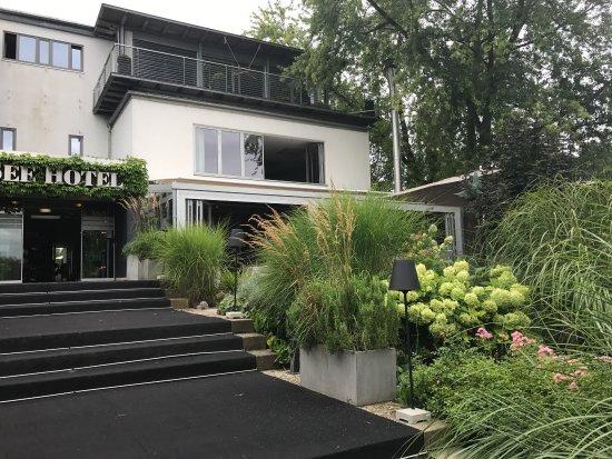 See Hotel Restaurant Die Ente Ketsch Restaurant Bewertungen