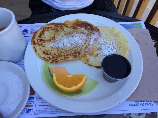 Mont-Laurier, Canada: Crepes