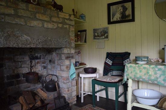 Newtonmore, UK: interior