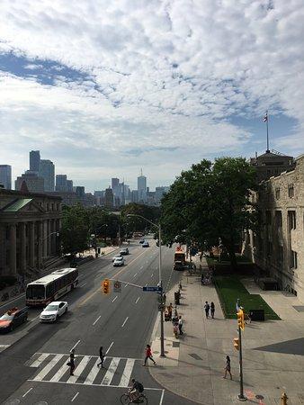 Park Hyatt Toronto: Corner room view