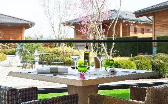foto de le jardin jiva hill resort crozet le jardin