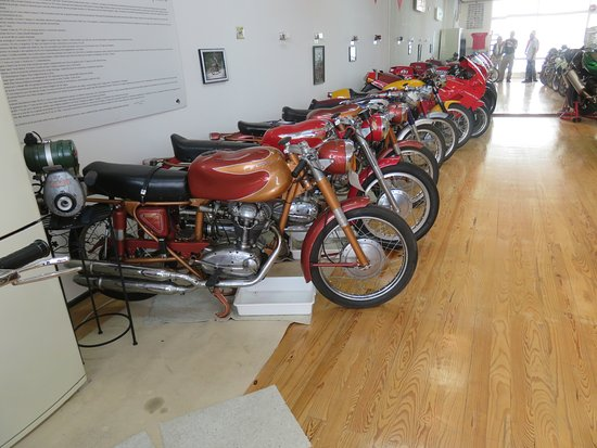 Cantanhede Motorcycle Museum
