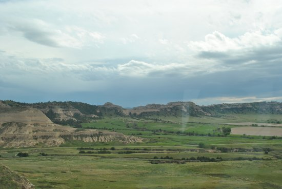 Gering, NE: View from the Top