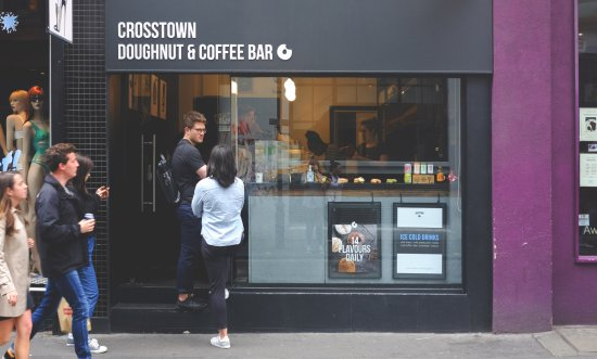 Crosstown Soho Doughnuts Coffee London Soho Updated