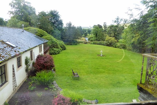 Lovelady Shield Country House Hotel: View from my room