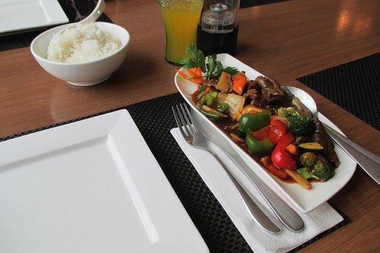 Asker, Noruega: Heerlijk eten