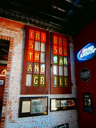 friday's South Bar & Grill - Collinsville