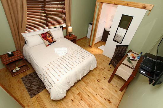 Benoni, South Africa: The Palms Log Cabin Room