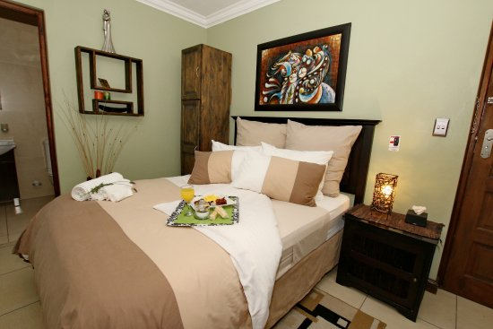 Benoni, Sudáfrica: The Palms Comfort Room