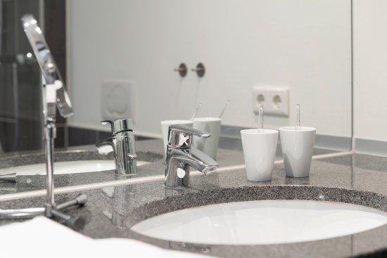 Badezimmer - Bild von Factory Hotel, Münster - TripAdvisor