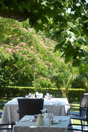 Les Jardins De Bakea Biriatou Frankrike Omd Men Och