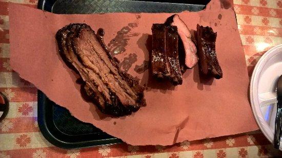Lockhart, TX: Brisket und Spareribs
