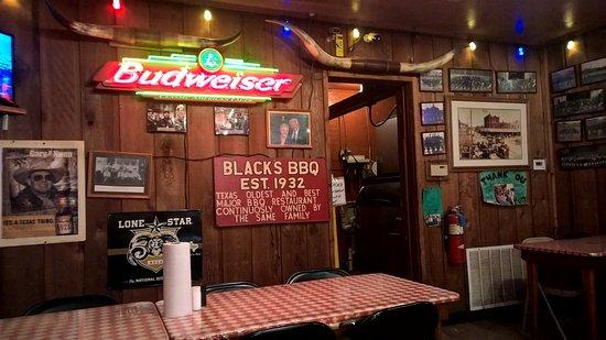 Lockhart, TX: Blacks Innen