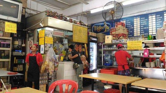 Hulu Langat District, Malaysia: Restoran Twenty-Twenty Food Paradise