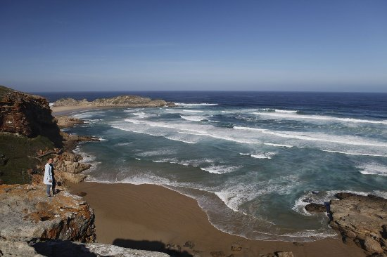 Plettenberg Bay, Sudáfrica: Robberg west shore