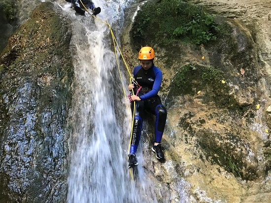 Destination Nature - Canyoning06