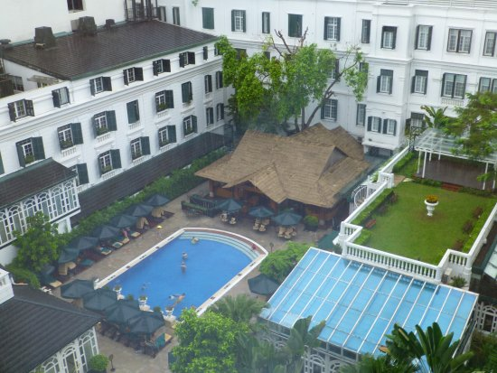 Sofitel Legend Metropole Hanoi: View from room 753