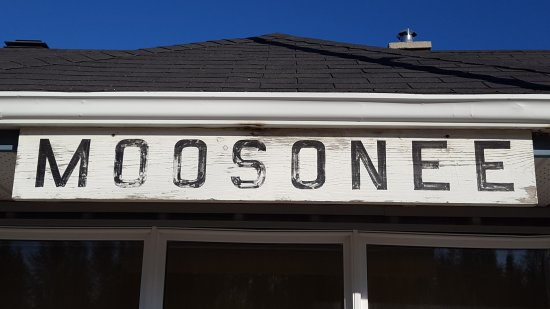 Moosonee, แคนาดา: Moose River Guesthouse