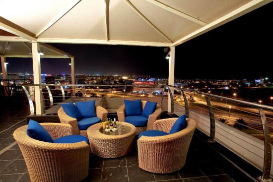 Sama Terrazza Rooftop Lounge Muscat Restaurant Reviews