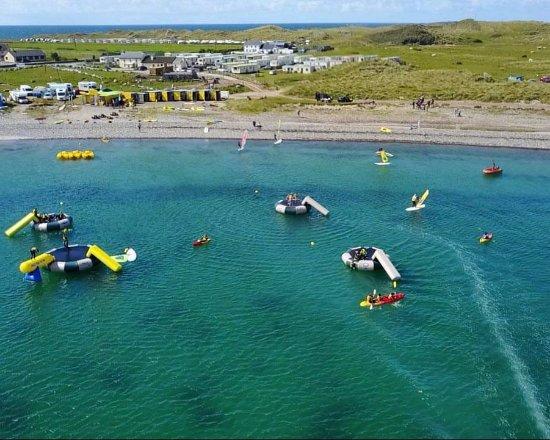Castlegregory, Irlande : Sandy Bay