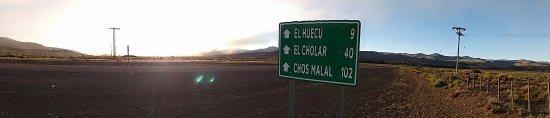 Ruta 40: CAMINO A EL HUECU NEUQUEN