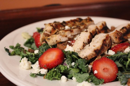 Haverhill, MA: Super Food Salad w/ Grilled Chicken added