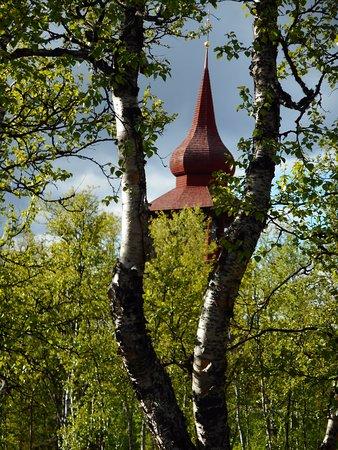 Kiruna Kyrka: prachtige oude kerk