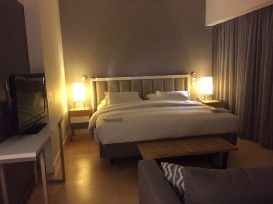 Pestana Cidadela Cascais: 245 - superking bed