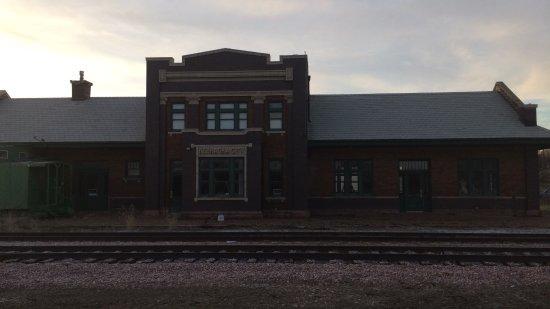Nebraska City, NE: The Depot Kitchen and Tap room