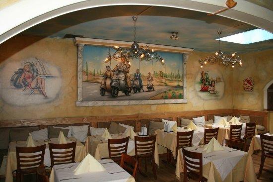 Nieuw interieur - Bild von Trattoria Italiana, Leeuwarden - TripAdvisor