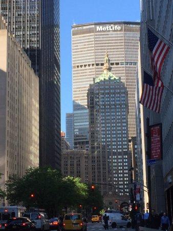 Metlife Building New York Restaurants